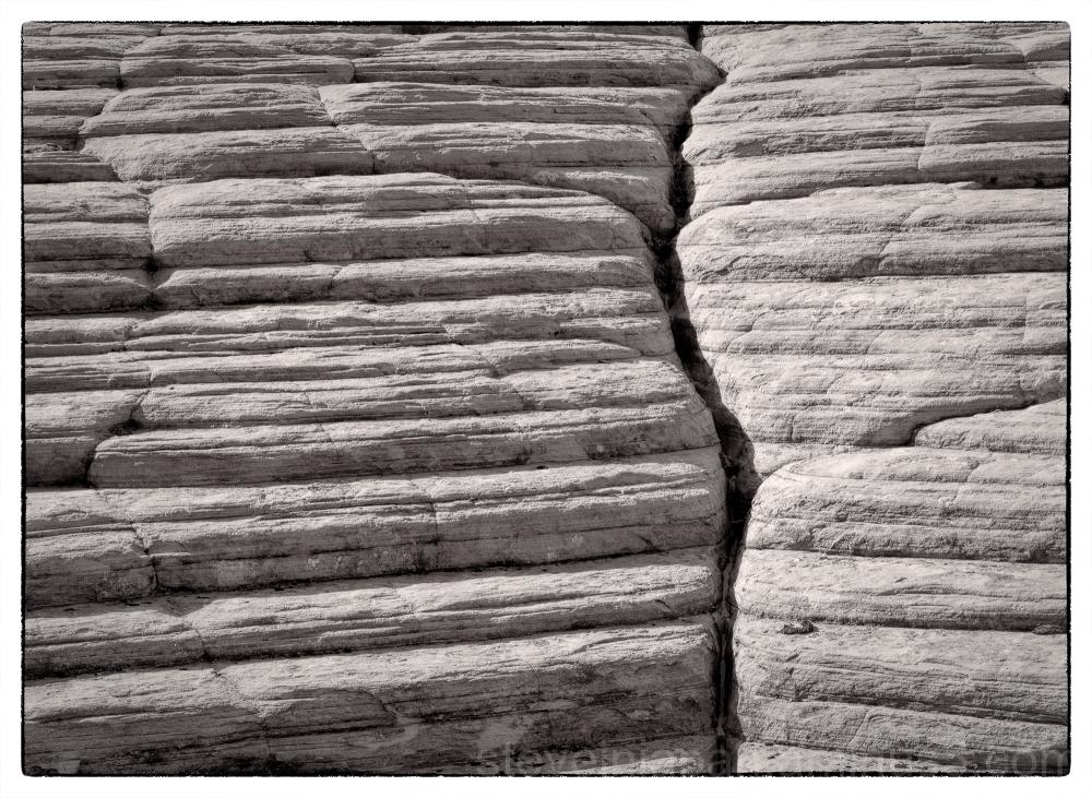 White Rocks in Snow Canyon State Park, Utah.