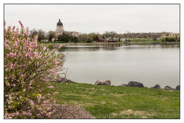 The Capitol in Pierre, South Dakota.