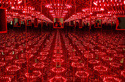Infinity Mirrored Room Love Forever, 1966