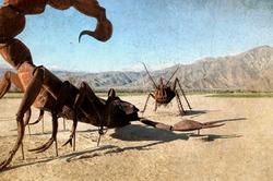 Scorpion & Grasshopper