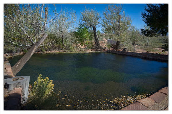 A visit to Pipe Spring National Monument.