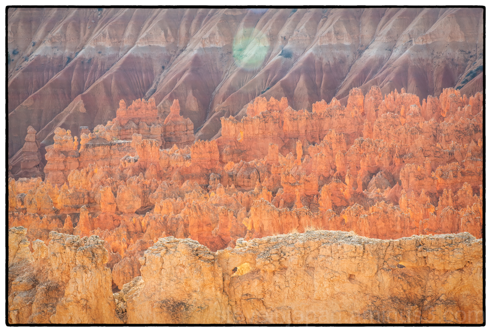Hoodoos at Bryce Canyon National Park.
