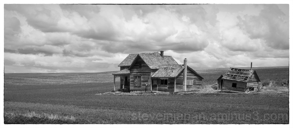 Abandoned in the Palouse