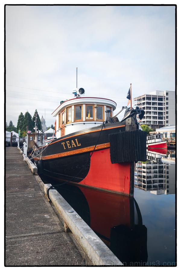 Harbor Days in Olympia, WA in 2019.