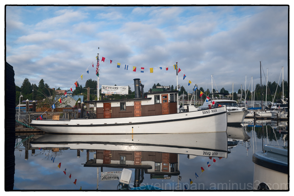 Harbor Days in Olympia, WA in 2019.