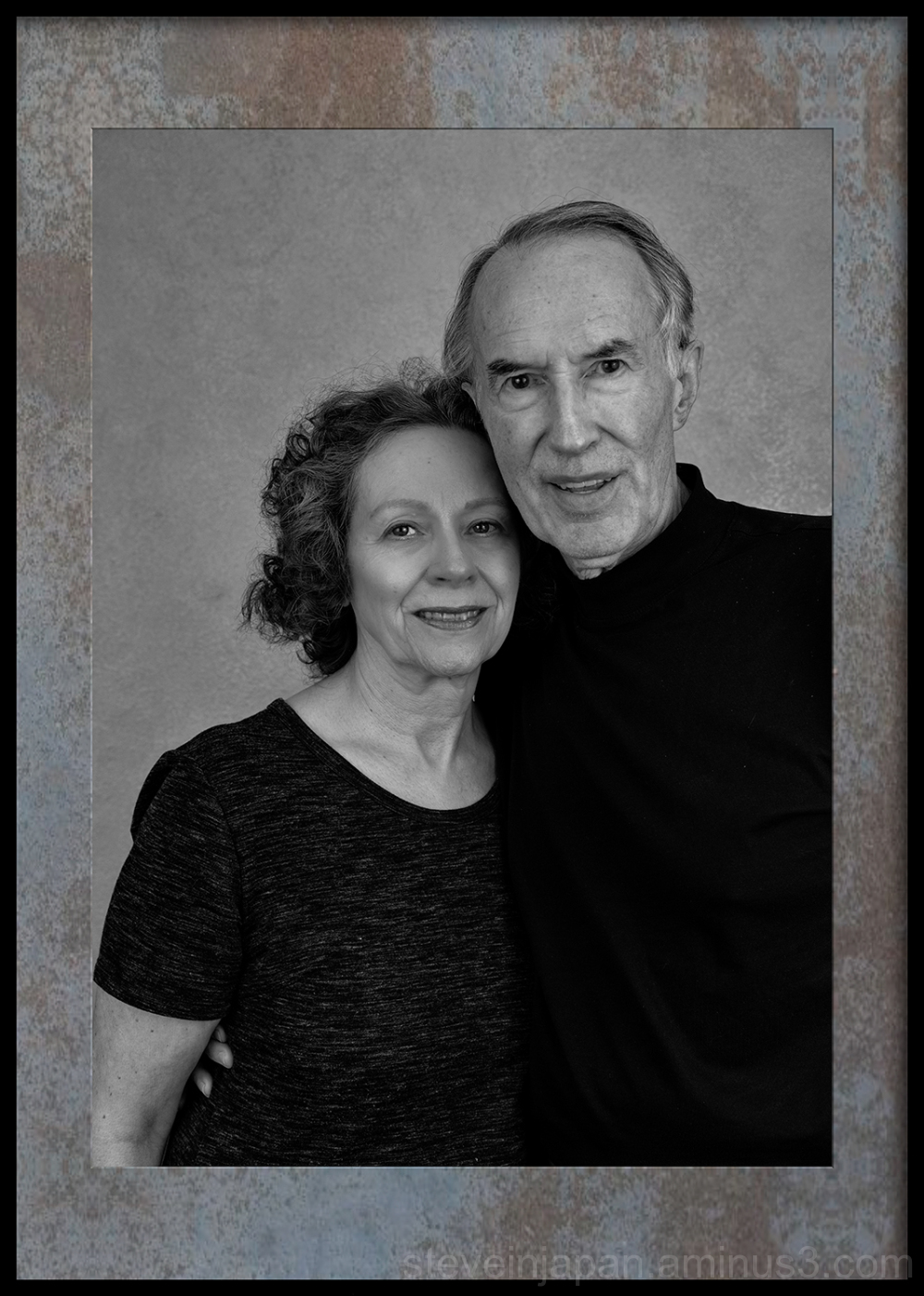 Our 50th wedding anniversary.