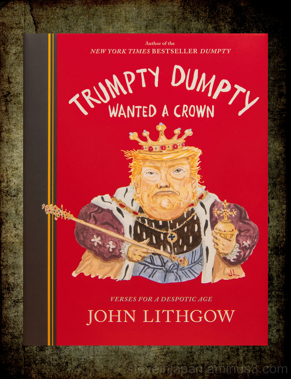 Trumpty Dumpty, a book by John Lithgow.