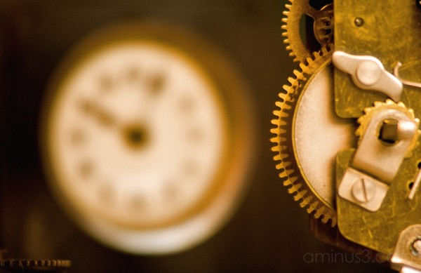 Work 1 / 3:  Clockwork