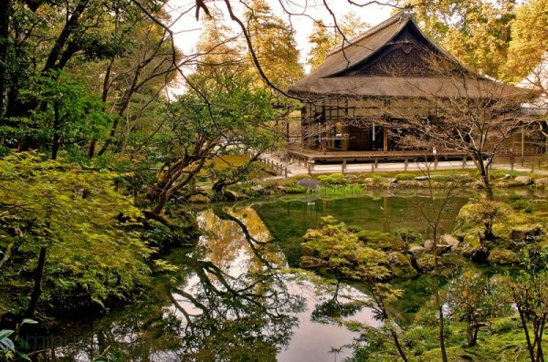 Nanzen-in Garden