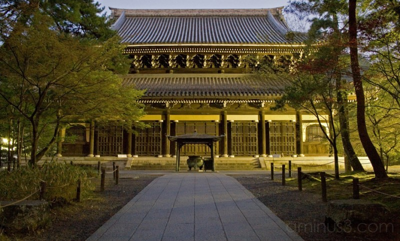 Nanzenji Twilight 3 / 3
