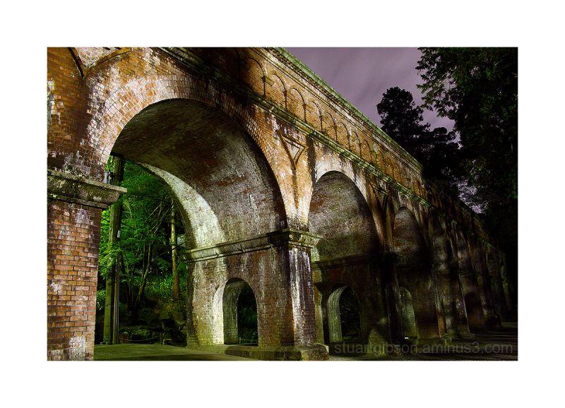 Water 2 / 3: Aqueduct - The Water Bearer