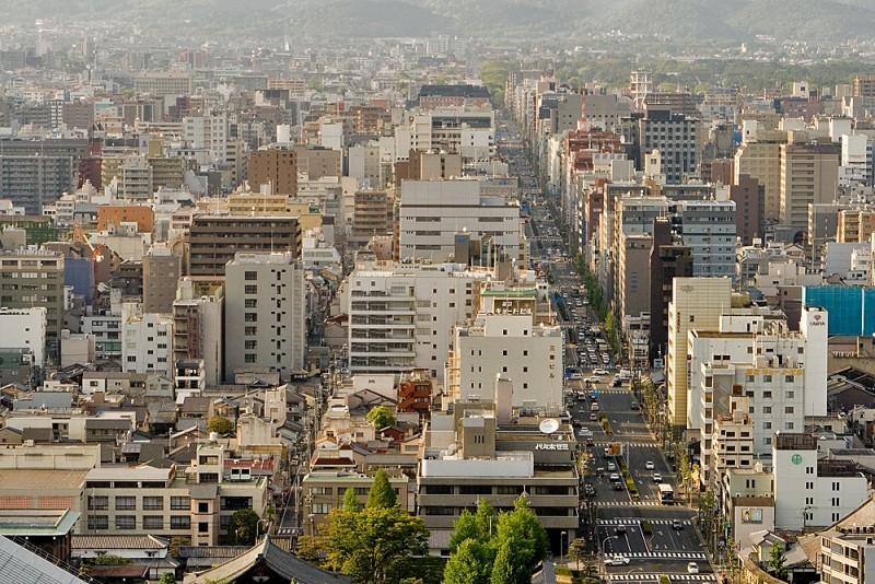 烏丸道 - Karasuma Street