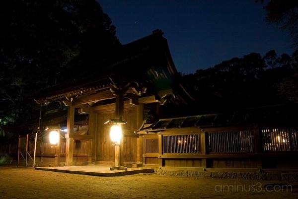 下鴨 - Shimogamo Shrine