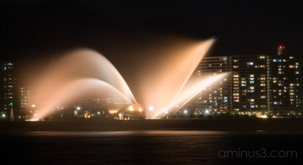 The Fountains of Lake Biwa 2/5