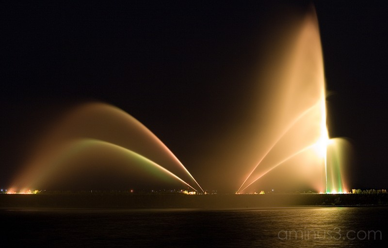 The Fountains of Lake Biwa 3/5