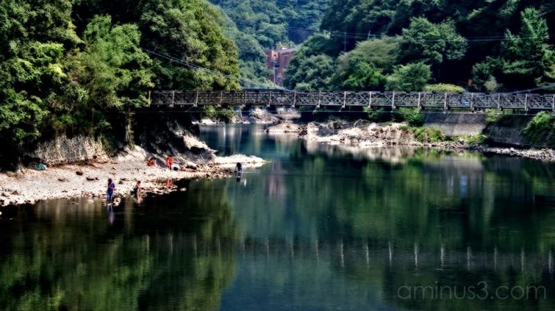 The Bridge Over The River Uji