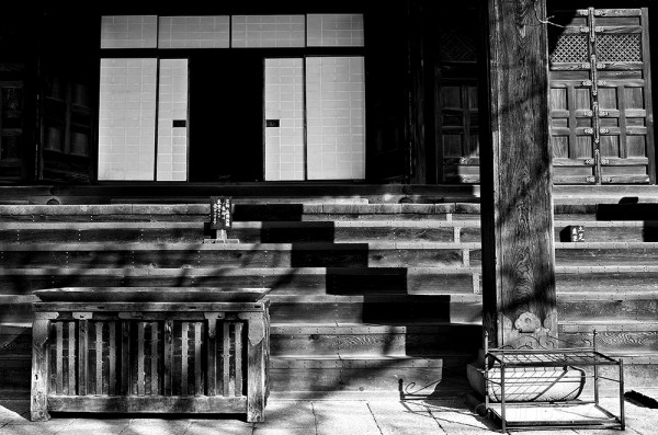 Steps, Doors and Zigzags