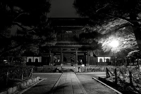 Kennin-ji 3/4 (建仁時)