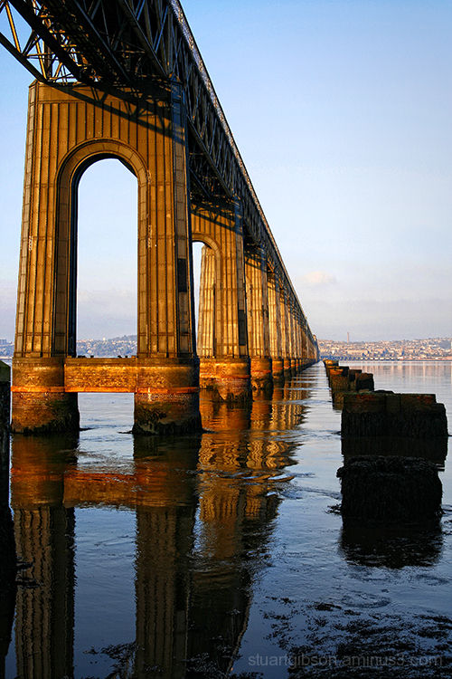 The Tay Rail Bridge