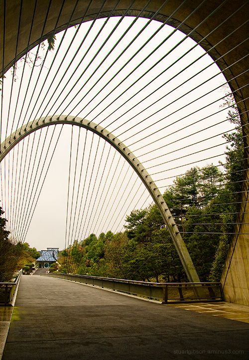 Miho Museum: Farewell