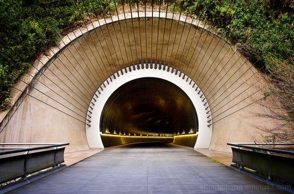 Miho Museum: 出入口