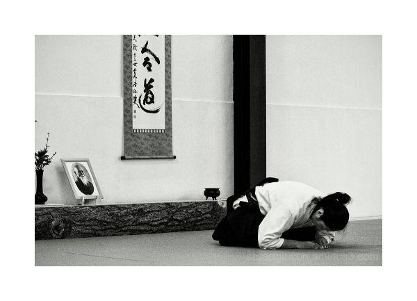 Aikido - Sensei