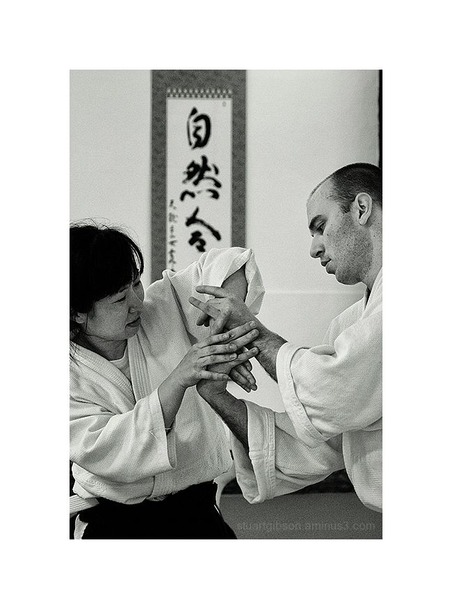 Aikido - Fingers