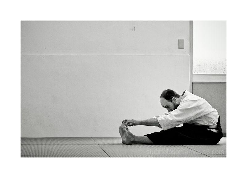 Aikido - Flexibility