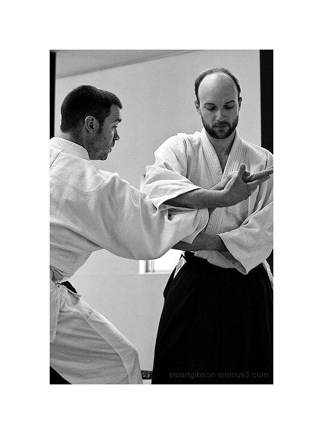 Aikido - 先輩 (senpai)