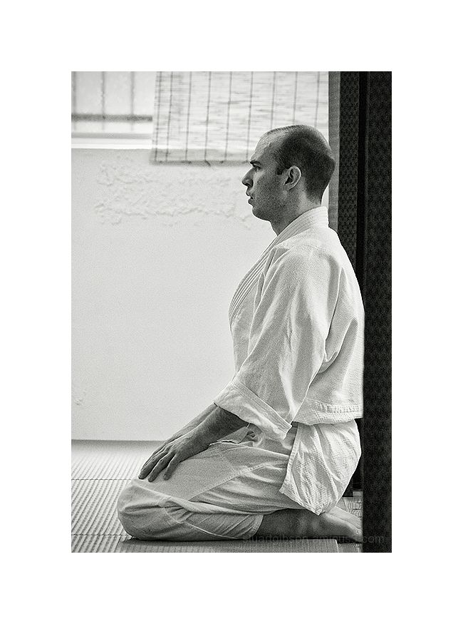 Aikido - Time Out