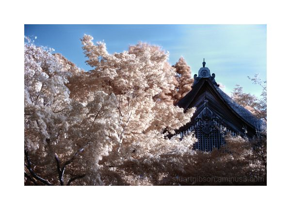 Nanzenji   Infrared 南禅寺 赤外線