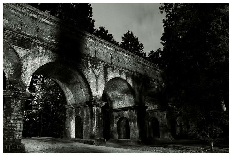 The Aqueduct, Nanzenji - 南禅寺