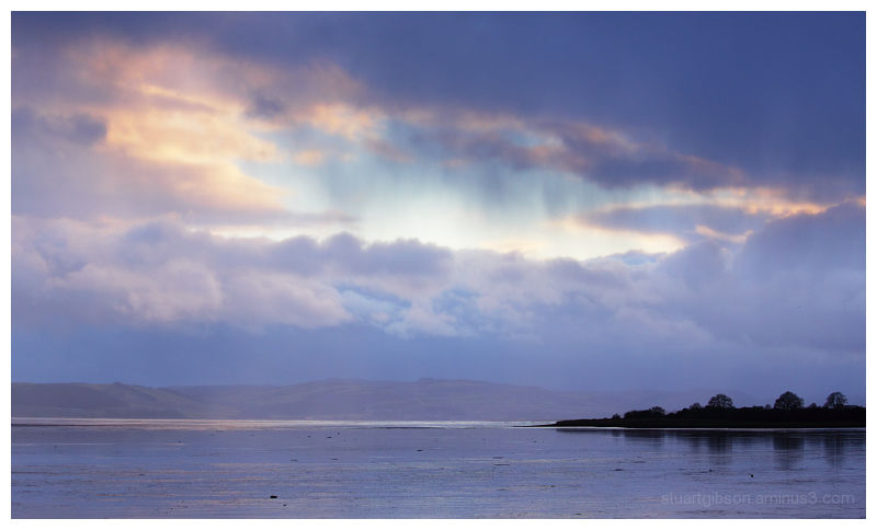 16:50 - Invergowrie Bay
