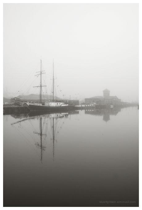 Leith Docks, Edinburgh