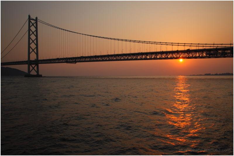 明石海峡大橋 - Akashi Bridge