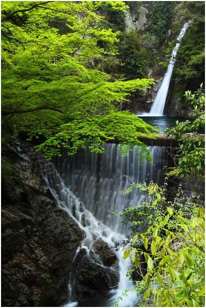 Nunobiki Falls, Kobe