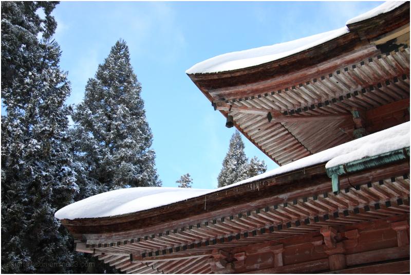 延暦寺、戒壇院 - Enryakuji, Kaidan-in