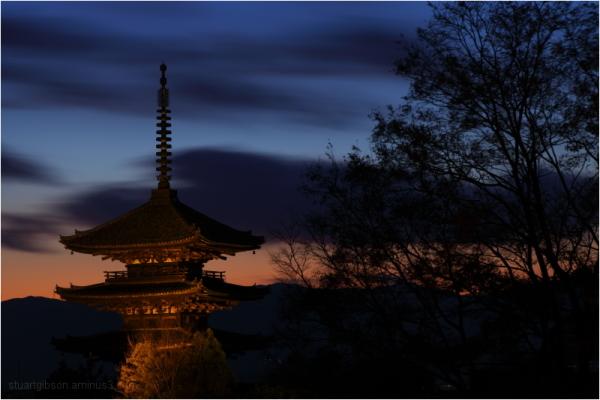 Houkanji   法観寺