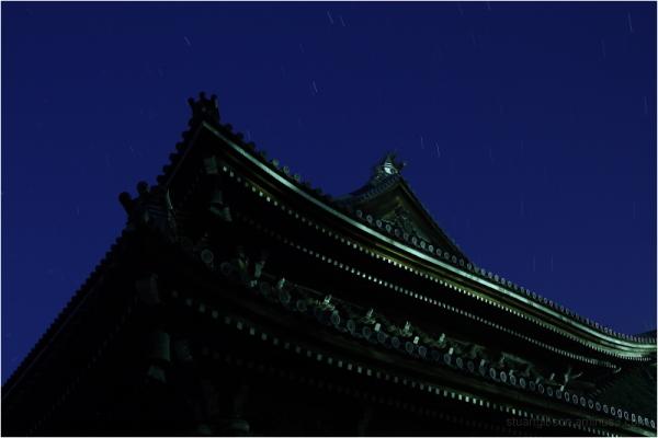 Nanzenji, under the stars