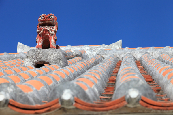 Shisa, on Taketomi Island