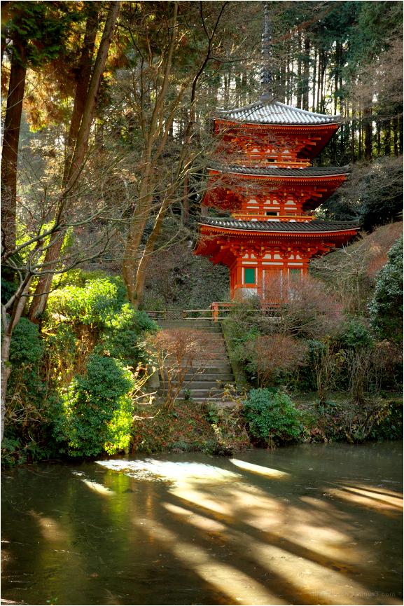 Ganzenji   岩船寺