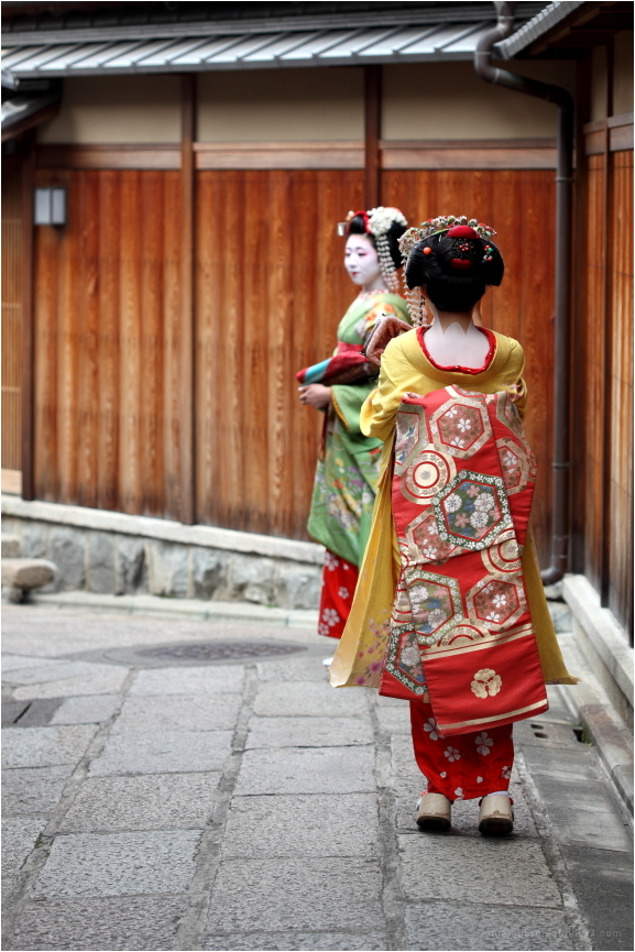 Geisha for a day