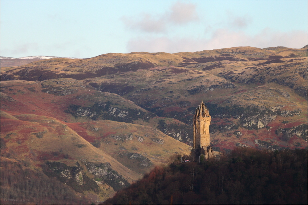 Wallace National Monument, Stirling