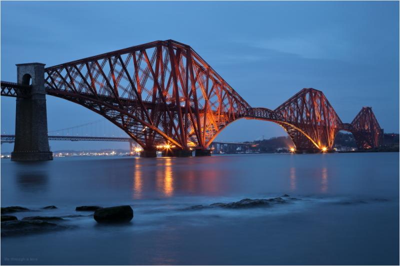 The Forth Rail Bridge