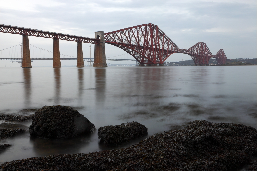 The Forth Rail Bridge