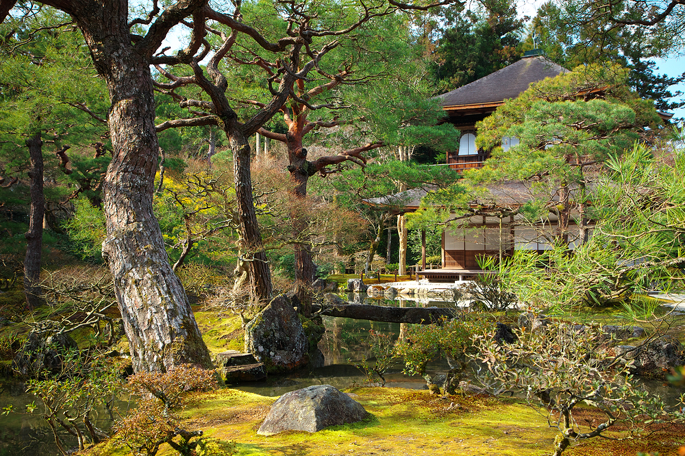 Ginkakuji - The Silver Temple