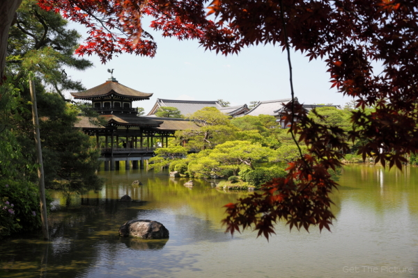 Heian Shrine Garden