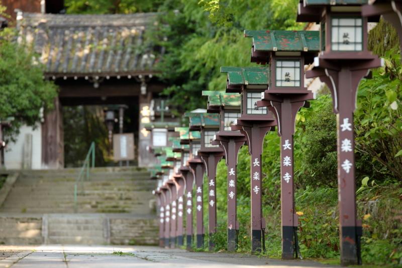 長楽寺 - Chorakuji