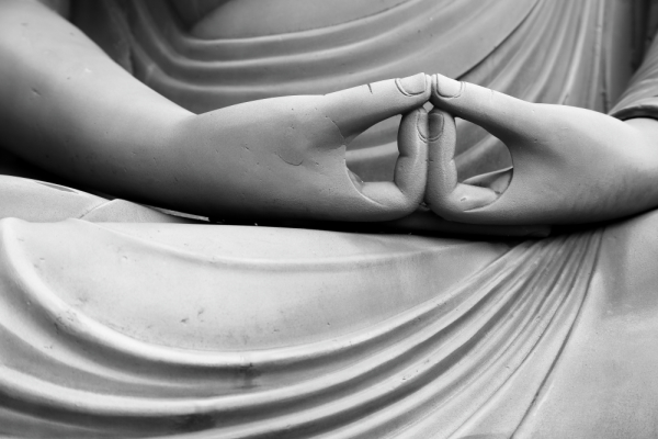 hands of Buddha