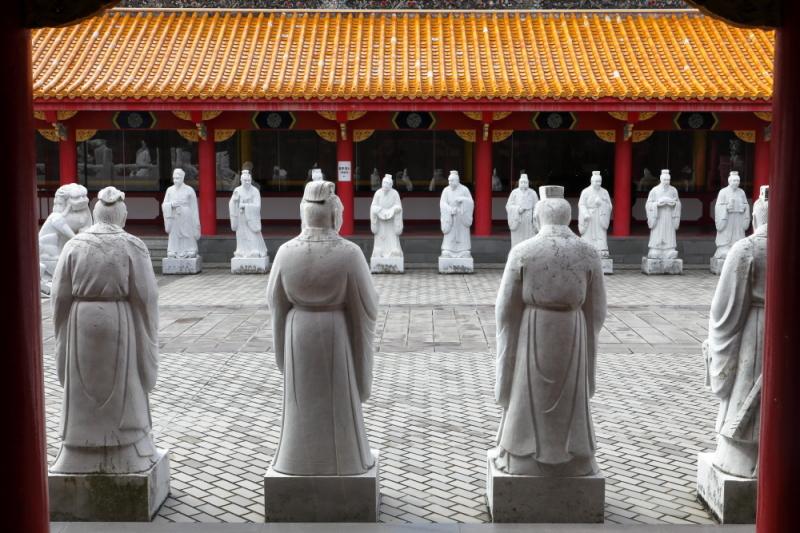 Temple of Confucius, Nagasaki